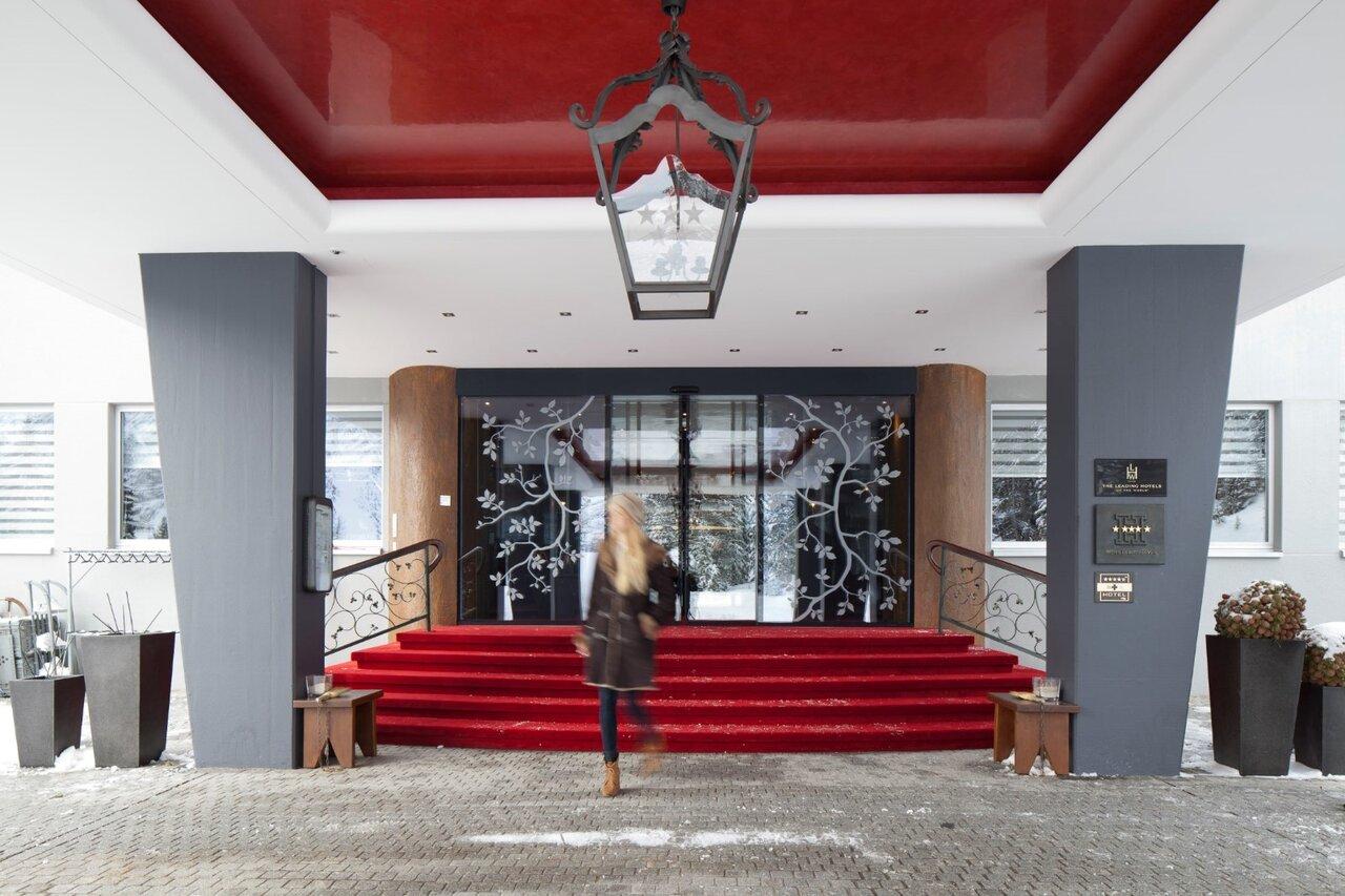 Grand Hotel Tschuggen