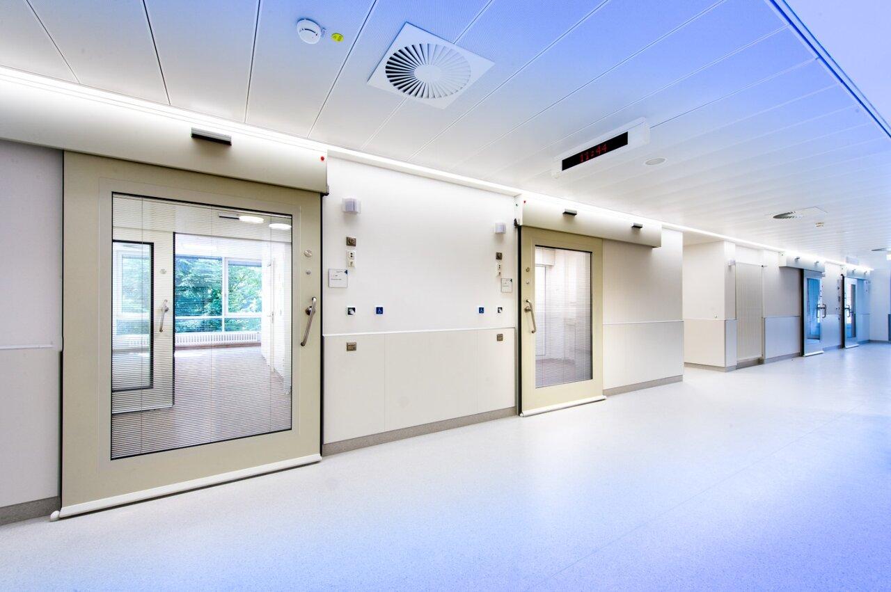 merveilleux Portes pour salles du0027opération